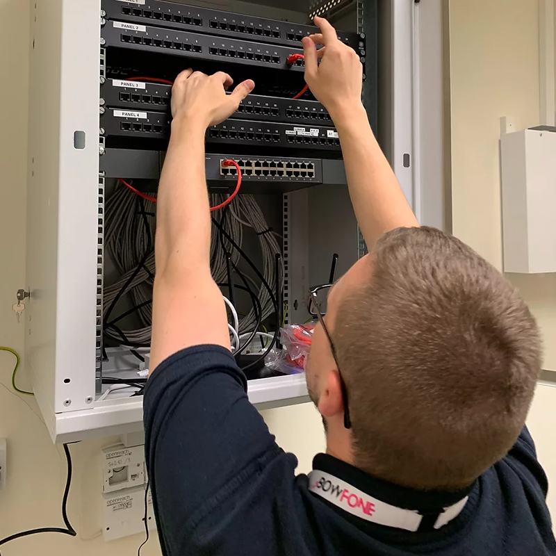 IT Support & Install for Total Insignia