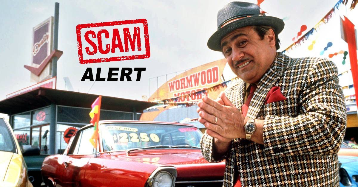 FREE Printable Guide:  How to avoid scams!